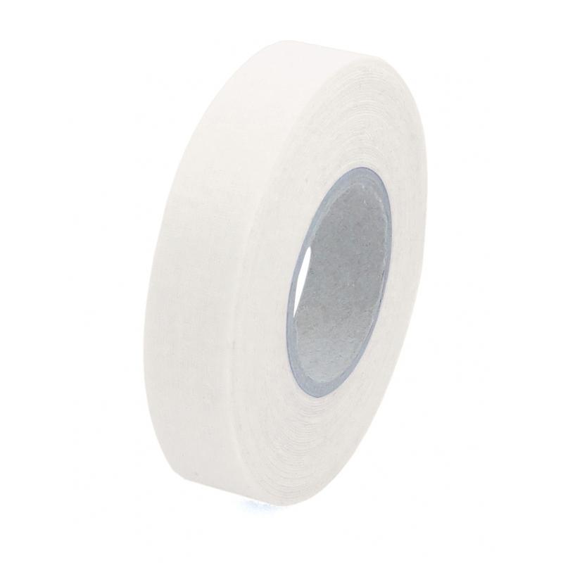 cinta adhesiva de tela blanca