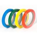 2mm x 66m. Rollo cinta adhesiva PVC 2mm. Colores
