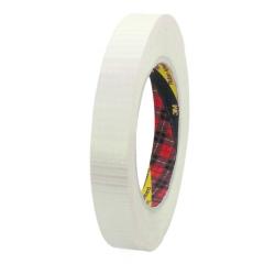 12 mm. Cinta adhesiva reforzada 3M Scotch 8959 con filamentos cruzados