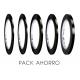 Pack Ahorro Vinilo Extrafino Perfilar 2mm 3mm 4mm 5mm 6mm