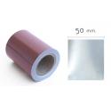 50mm ancho - Cinta Reflectante Textil Gris Plata 3M