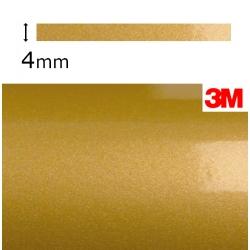 Vinilo Adhesivo Dorado Metalizado 3M-S80 (4mm.)