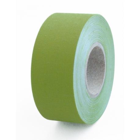Cinta Adhesiva De Tela Verde