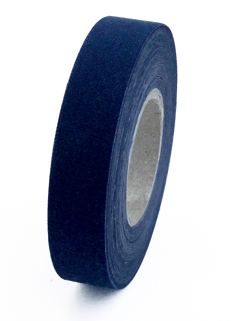 Cinta Adhesiva De Tela Azul Marino