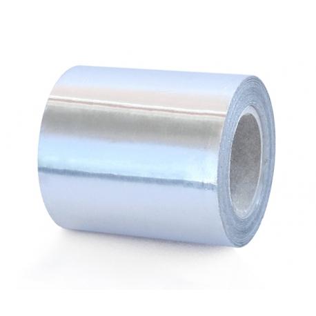 Cinta adhesiva de Aluminio 50mm. 5 metros y 10 metros