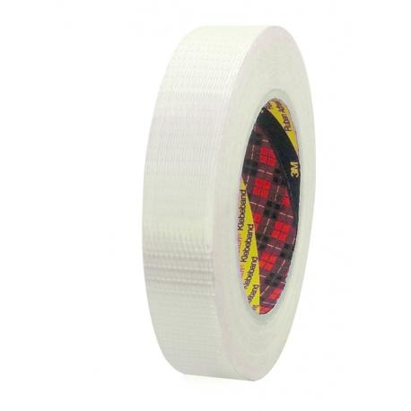 cinta de doble cara de fibra de vidrio malla de Tela resistente 50MM x 15M