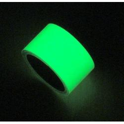Cinta Fotoluminiscente Adhesiva