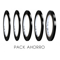 PACK AHORRO Vinilo Extrafino Perfilar 2mm 3mm 4mm 5mm 6mm