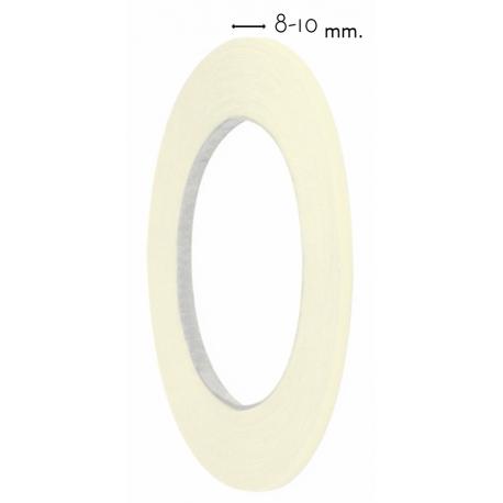 Cinta papel para pintar y enmascarar Medidas de 6 mm a 10mm