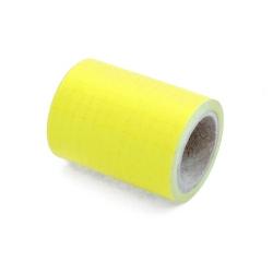Rollo de Ripstop Adhesivo. Amarillo
